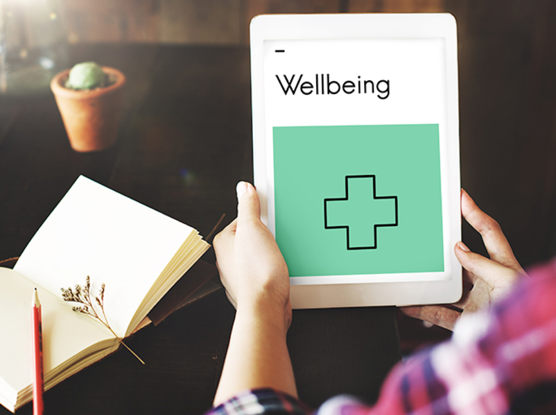 Implementing health and wellbeing initiatives to reduce stress at work