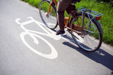 Our top tips for cycling to work