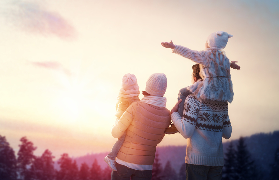 Now's the time to plan a winter holiday
